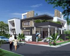 townhouse architectural visualization - Google Search