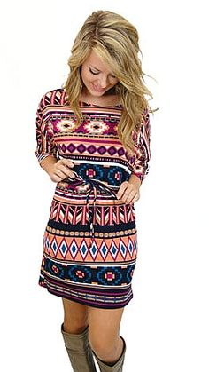 Been trying to incorporate a little tribal print into my wardrobe. This one looks like the perfect match.