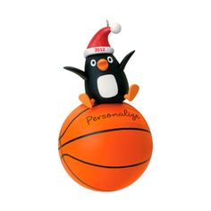 Basketball Star. Hallmark Keepsake Ornament.