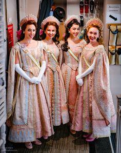 The Romanov Sisters : Davy Mack