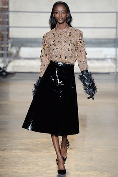 Rochas Fall 2014 RTW - Runway Photos - Fashion Week - Runway, Fashion Shows and Collections - Vogue