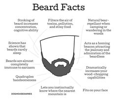 beard facts #fashion #style #menswear @Tanya Knyazeva Knyazeva Sukhareva did you see this?