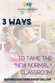 "The 2020 new school year is starting! Adding new routines in the classroom can throw off the rhythm of the best functioning team. I have 3 tips you can use to help master those new classroom routines and get your year going! Click here to listen to 3 tips that can help you in the ""New Normal"" classroom. autism, special education, special education classroom, distance learning, distance learning home set up, virtual learning, distance learning elementary, virtual teaching"
