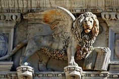Lion of Venice, source For the love of Venice (facebook)