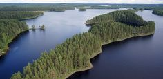 Petkeljärven kansallispuisto - Luontoon.fi Finland