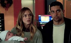 """I'm obsessed with """"What Child is This"""" Christmas episode gifs Ellie Bishop Ncis, Ncis Tv Series, Ncis Gibbs Rules, Ncis Cast, Ziva David, Wilmer Valderrama, Christmas Episodes, Detective Series, Ncis Los Angeles"""