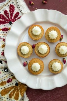 Gluten Free Rose Mini Cakes Recipe at Indiaphile.info