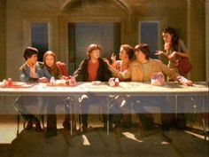 That 70's Show's The Last Supper.