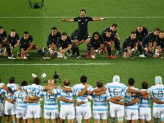 All Blacks vs Los Pumas 2011 RWC