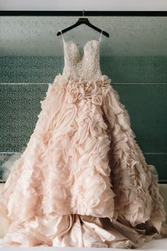 Gorgeous gown…