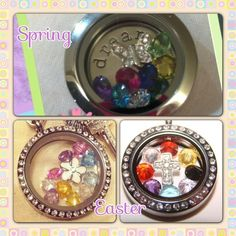 Spring means Easter! LOVE it! WANT it!!!  WANT IT FOR FREE?? Ask me how!   Need Extra Money?  Love Origami Owl ? JOIN MY TEAM!  Designer#14669  Like me on FACEBOOK http://www.facebook.com/oragamitouchedbyacharm SHOP ONLINE @ http://touchedbyacharm.origamiowl.com/