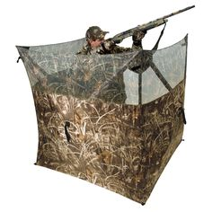 Gander Mountain® > Ameristep Dove and Duck Field Hunter Blind - Hunting > Treestands & Blinds > Blinds > Ground Blinds :