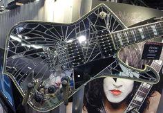 Ibanez PS1CM Paul Stanley Signature Electric Guitar