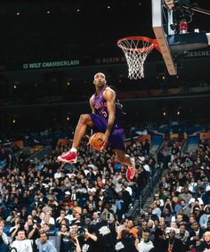 In the NBA, the Slam Dunk is one of the greatest plays that you could possibly witness. The greatest dunkers in NBA history. Nba Basketball, Basketball Legends, Love And Basketball, Basketball Floor, Basketball Tickets, Kentucky Basketball, Kentucky Wildcats, Toronto Raptors, Nba Stars