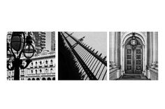 Traditional Melbourne Collection 3 x Melbourne Prints