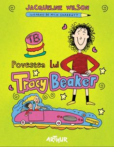 Tracy Beaker, Jacqueline Wilson, Bart Simpson, Books, Fictional Characters, Livros, Book, Livres, Libros