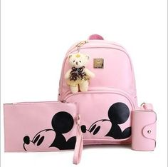 242c305f1184 Women s Mickey Bag Pack. Backpack PurseMickey BackpackMini BackpackFashion  BackpackTravel BackpackCute BagsSchool ...