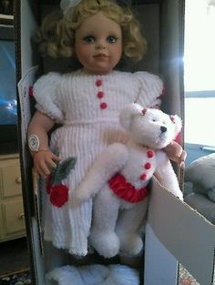 "Virginia turner dolls rare ""Cherie"" limited edition"