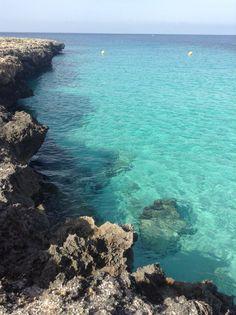 Menorca cala n'bosch #menorcamediterranea