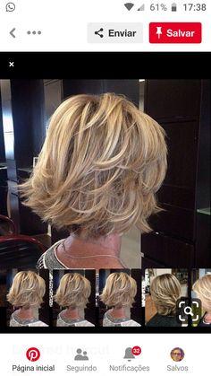 Short Hair Styles, Fashion, Hair, Hairstyle, Bob Styles, Moda, La Mode, Short Length Haircuts, Fasion