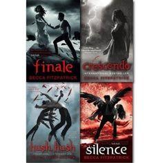 Hush Hush Series Collection (4 Books).