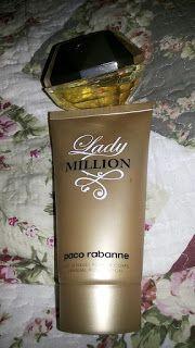 Beleza e etc..: Lady Million - Paco Rabanne