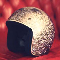 Bell motorbike helmet...such a vintage look