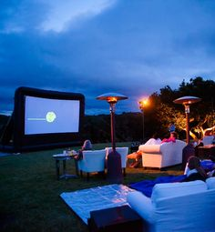 Are you ready to celebrate the supermoon? - Night Viewing  and outdoor movies!
