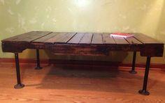 Industrial / Pallet / Rustic / Reclaimed by SalvageTreasureTrove, $100.00