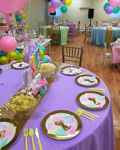 Skylar 1st Birthday #unicorn #1stbirthday #party #birthday #birthdayparty #birthdaygirl #unicornparty #unicorncake #balloons #kidsparty…