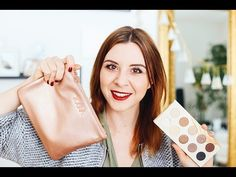 Get Ready With Me: Weihnachts Make Up ZOEVA Naturally Yours