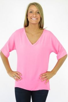 "HOT PINK BLOUSE! get 5% off with the coupon code ""kwargo"" at checkout!!"
