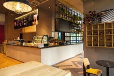 The True Coffee To Go cafe and co-working space by Whitespace, Bangkok – Thailand » Retail Design Blog