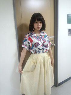 Twitter / Kasumistaff: まもなく「あまちゃん」の若・春子の出ているシーンの撮影が全て ...