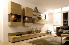 Tv Wall Unit Best 19 Modern Tv Wall Units For Living Room, TV Units Designs Ideas