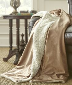Another throw for the reading nook. I have one similar to this and I LOVE it!