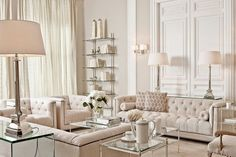 Luxury Apartment Interior Decorating And Design Ideas is part of Living Room Luxury Apartment - Having a small apartment does not mean that you can not do anything to enhance the look of your apartment […] Apartment Interior, Living Room Interior, Home Living Room, Living Room Designs, Living Room Decor, Ivory Living Room, Interior Livingroom, Studio Apartment, Apartment Design