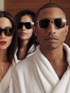 Pharrell Gets In On The Surprise Album Trend With G I R L | 15 Minu...