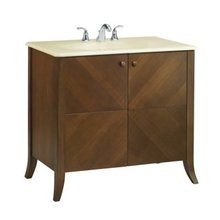 View the Kohler K-2483  Clermont 30 Inch Designer Wood Vanity with Express Installation at FaucetDirect.com.