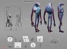 Piero Macgowan - Blog: XCOM: Enemy Within Concept Art