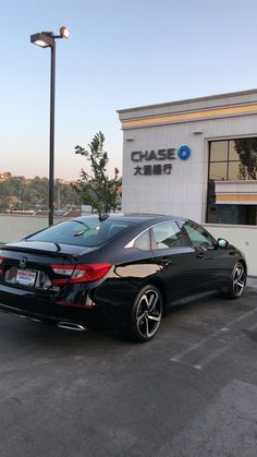 2018 Honda Accord Sport 2.0t Black Honda Accord, Used Honda Accord, 2018 Honda Accord, Honda Accord Sport, Honda Sports Car, Honda Cars, Sport Cars, Sport 2, Honda Accord Touring