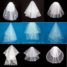 How To Make A Veil Diy Wedding Short Veils
