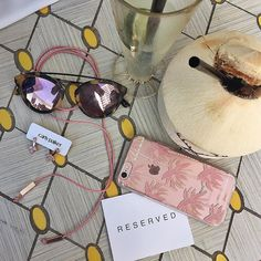 Accessory choices by Australian accessories brand Carly Paiker