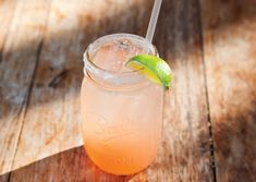 Spicy Grapefruit Margarita made with habanero-infused tequila....mmmmmmmmmmmmmmmmmmmmmmm