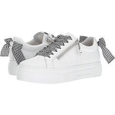Kennel & Schmenger Big Gingham Lace Sneaker
