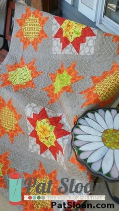 Pat Sloan: A PREVIEW of 'Crush' quilt pattern