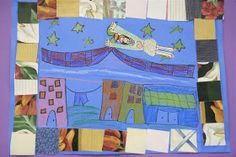 Story Quilts with Tar Beach