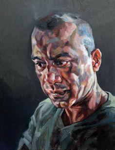 "Saatchi Art Artist Rogier Willems; Painting, ""J.I."" #art"
