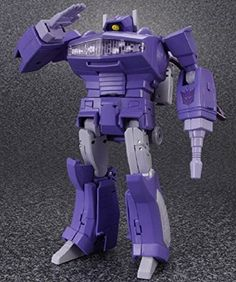 MP29 Transformers Shockwave Decepticon Masterpiece New * Want additional info? Click on the image.