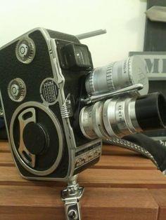 Caméra Paillard Bolex Vintage Photo Vintage, Vintage Photos, Video Vintage, Vintage Photography